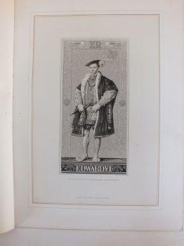 Portrait Of King Edward VI