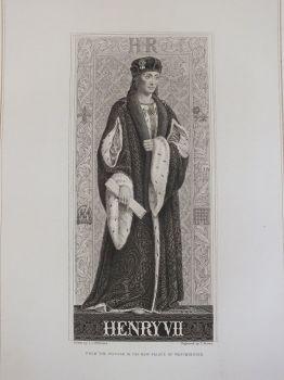Portrait Of King Henry VII