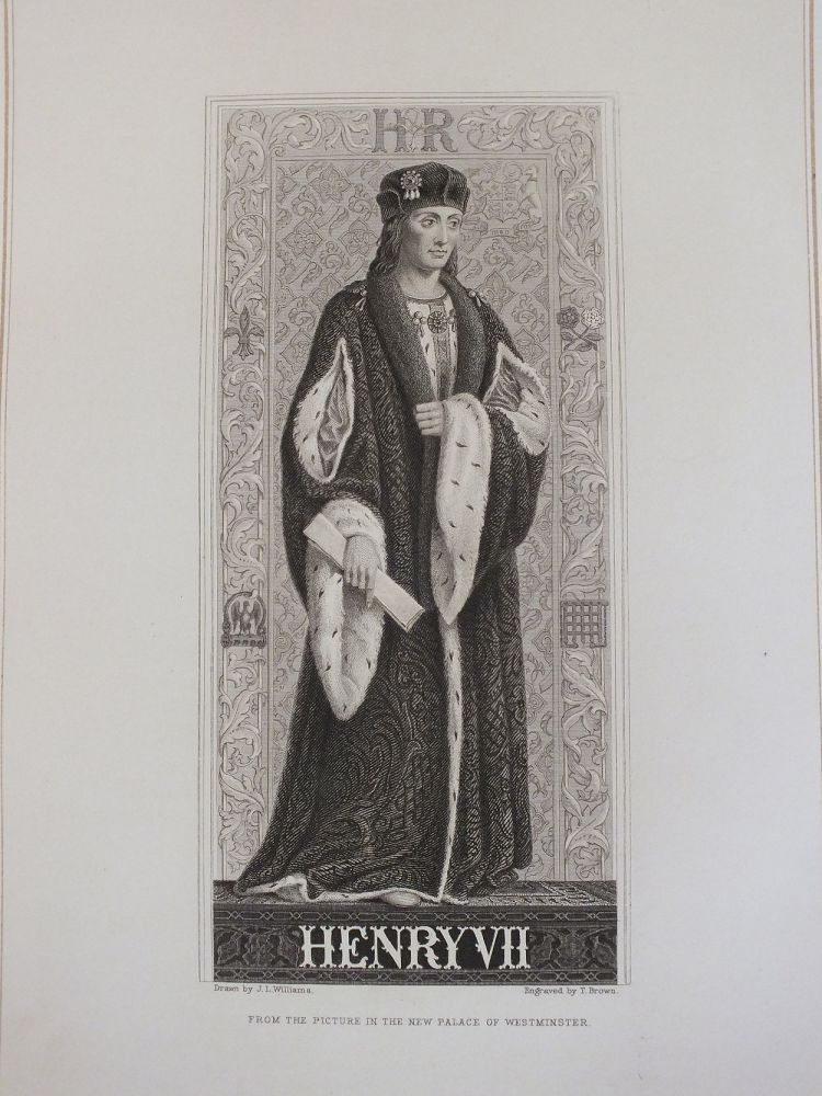 Portrait Of King Henry VII