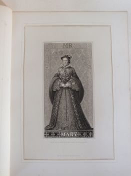 Portrait Of Queen Mary Tudor