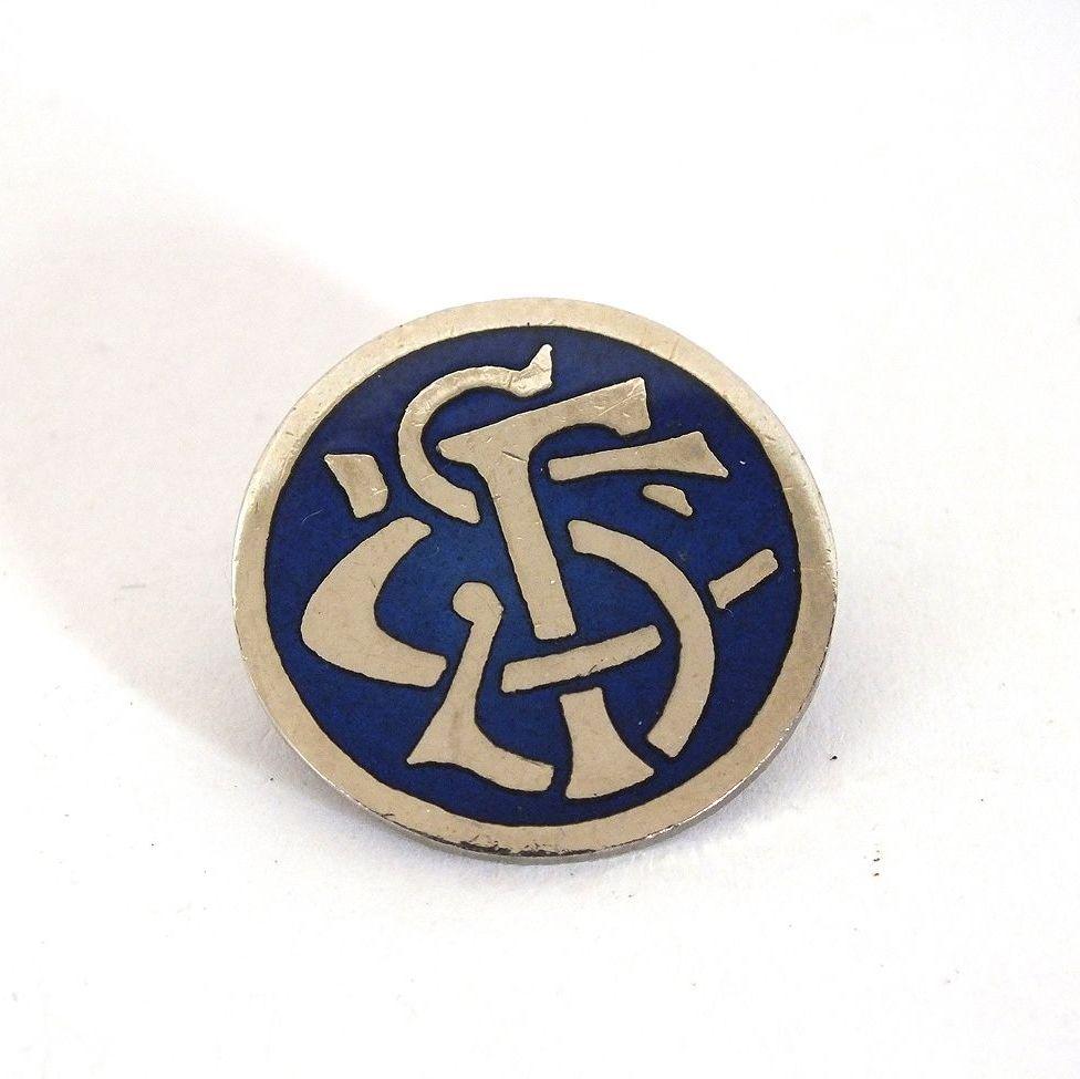 Vintage Club, Association, Society Lapel Pin Badge, CTS, TSC, STC