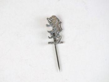 Scottish Lion Rampant Lapel Stick Pin