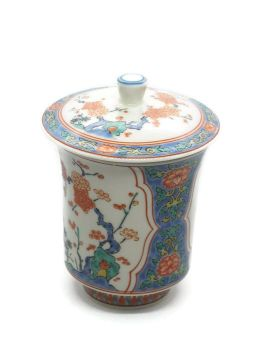 Oriental Lidded Pot