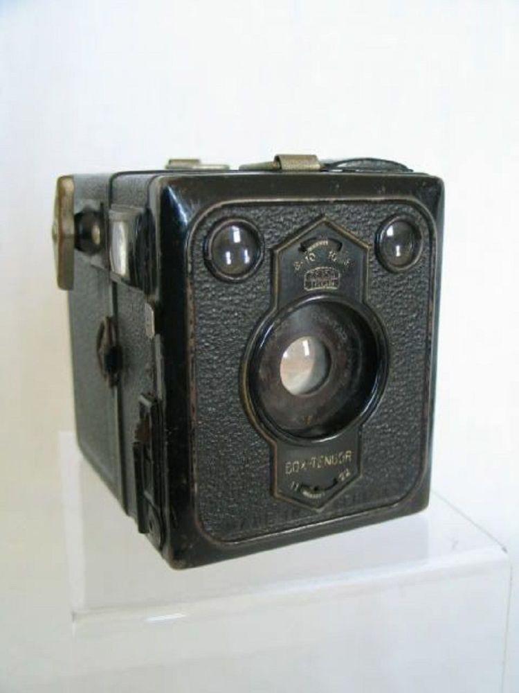 Zeiss Ikon Box-Tengor Camera, 1930s