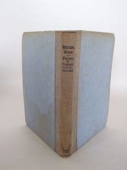 Westering Winds, Poems By Florence Cortis-Stanford (Limited 1st Edition)
