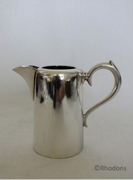 Walker and Hall Hotelware, Silver Plated Creamer