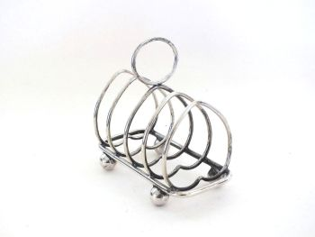 Vintage Breakfast Tray Toast Rack