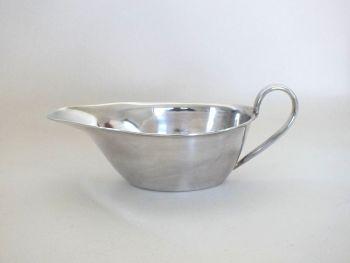 Silver Plate Sauce Boat, Gravy Boat (Lot 1)