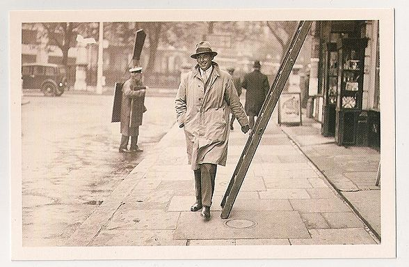 Maurice Tate, Cricketer, 1932. Nostalgia Reproduction Postcard