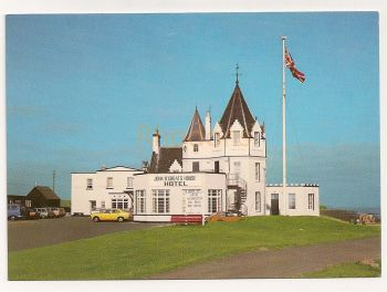 Scotland: Caithness. John O'Groats House Hotel, Colour Photo Postcard