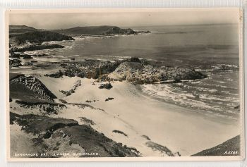 Scotland: Sutherland. Sangamore Bay, Durness. Real Photo Postcard