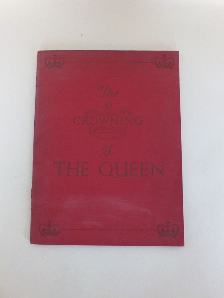 The Crowning Of The Queen As Told By Stephen-King Hall
