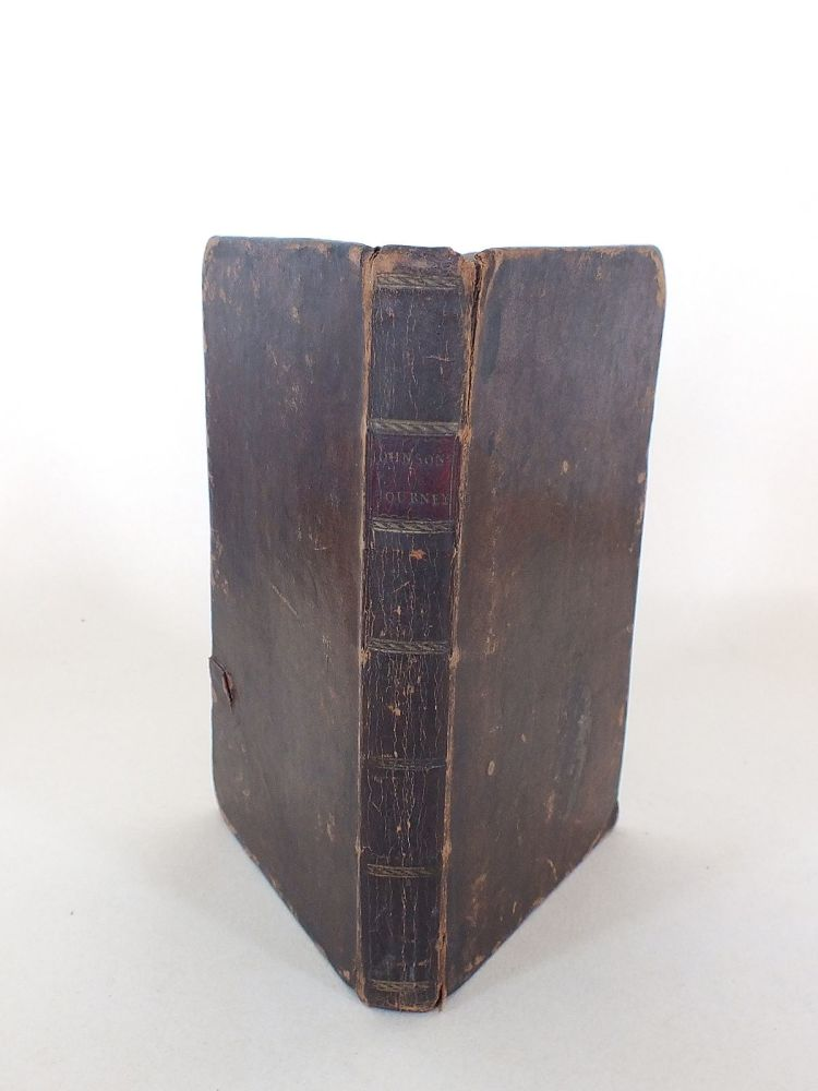 Samuel Johnson, A Journey To The Western Islands of Scotland, A New Edition (1792)