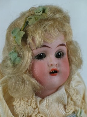 Kammer & Reinhardt, Simon Halbig Bisque Head Doll