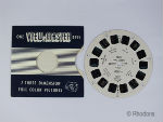 Sawyers Viewmaster Reel # 1655, Lake Como, Italy