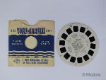 Sawyers Viewmaster Reel # SP 9067, Bird Sanctuary Bonaventure Island Canada