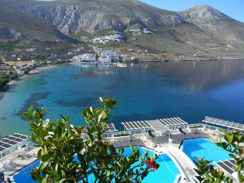Mahalayoga Greek Yoga Amp Spa Retreat To Amorgos