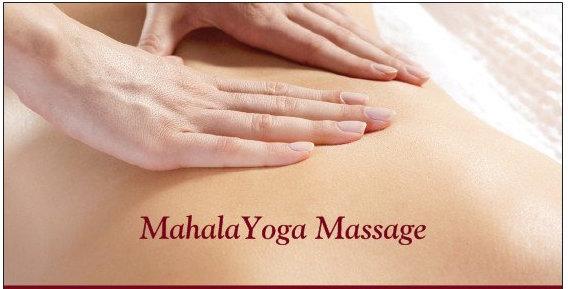 30 Minute, Back, Neck & Shoulder Massage