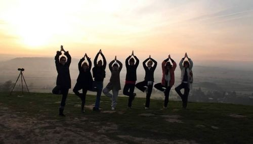 Glastonbury Yoga Drop in £8