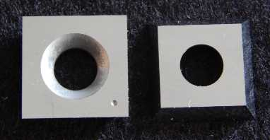 Standard 15 mm Square