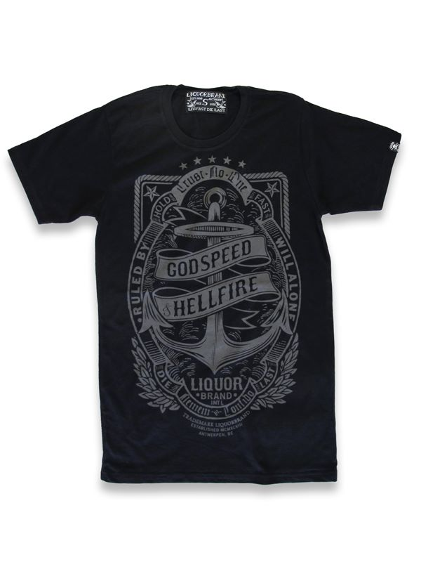 Liquorbrand Anchor T-Shirt
