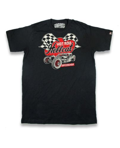Hotrod Hellcat Speedshop T-Shirt