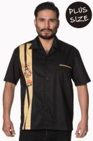 Much Ado V8 Bowling Shirt