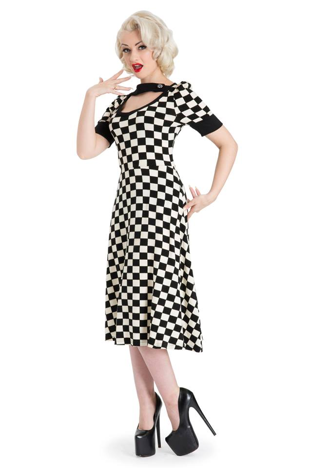 Voodoo Vixen Virgie Rae Dress