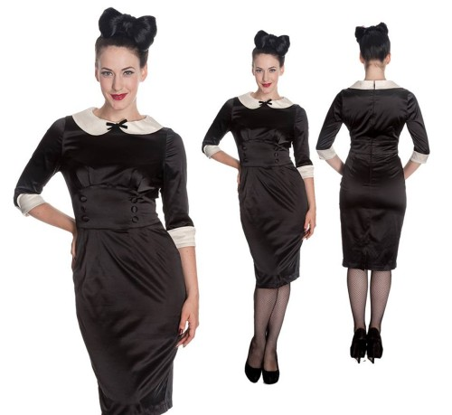 Hell Bunny Money Penny Dress