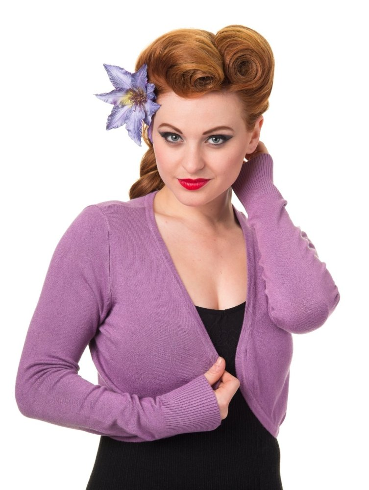 Bolero in Lavender from Banned