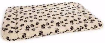 Sherpa Fleece Bed/Crate Mat