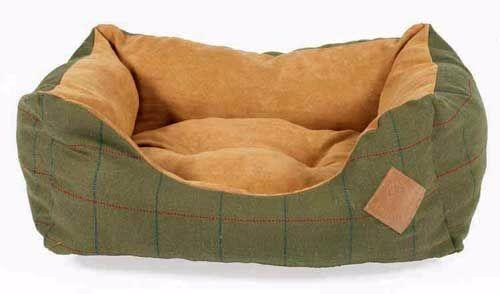 Tweed Snuggle Bed