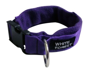 Wide Padded Hound Collar