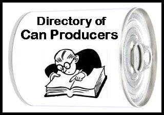 directory of can producers