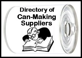 directory of can-making suppliers