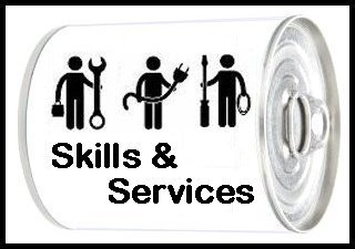 skills and services can border