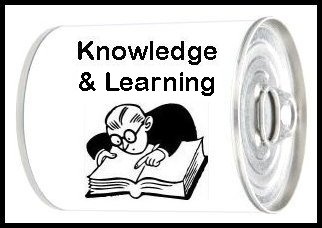 knowledge + learning