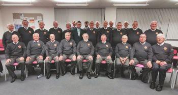 Choir in jumpers 2020