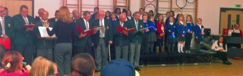abercynon community school choir