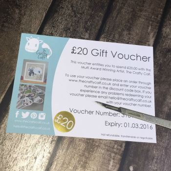 Gift Voucher (multiples of £10)