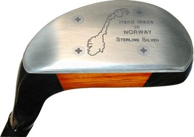 Antique Ebony Silver putter