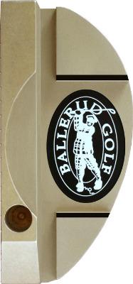 Logo putter