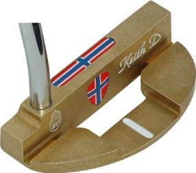 Jar Classic Norge's putter