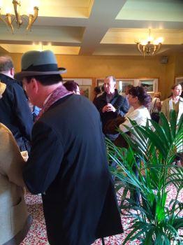 Grand Hotel Agatha Christie Art Exhibition