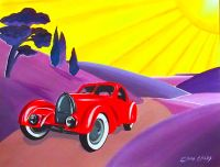 art deco car 2