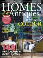 homes & antiques march edition