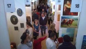 Parallax Art Fair 13