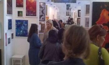Parallax art fair 15