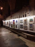 Exeter Cathedral PV night1