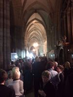 Exeter Cathedral PV night3